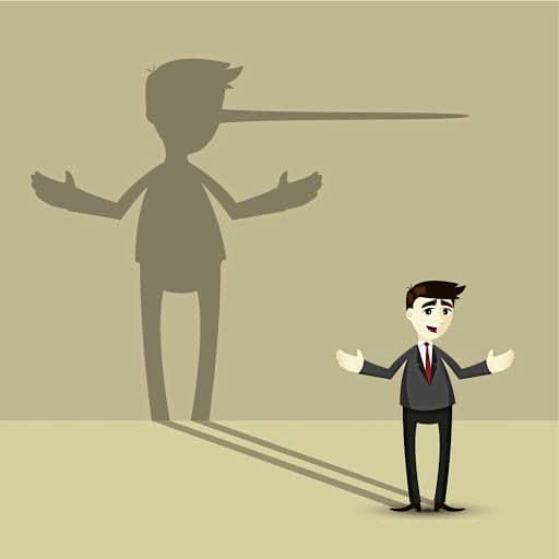 Skłonność do kłamstwa jako forma uzależnienia