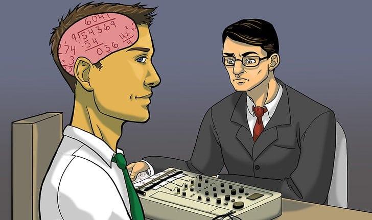 Jak oszukać wariograf (Wykrywacz Kłamstw)