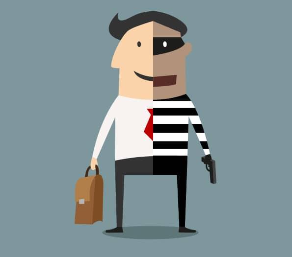 Problem kradzieży dokonywanych przez pracowników w miejscu pracy 4.1 (46)